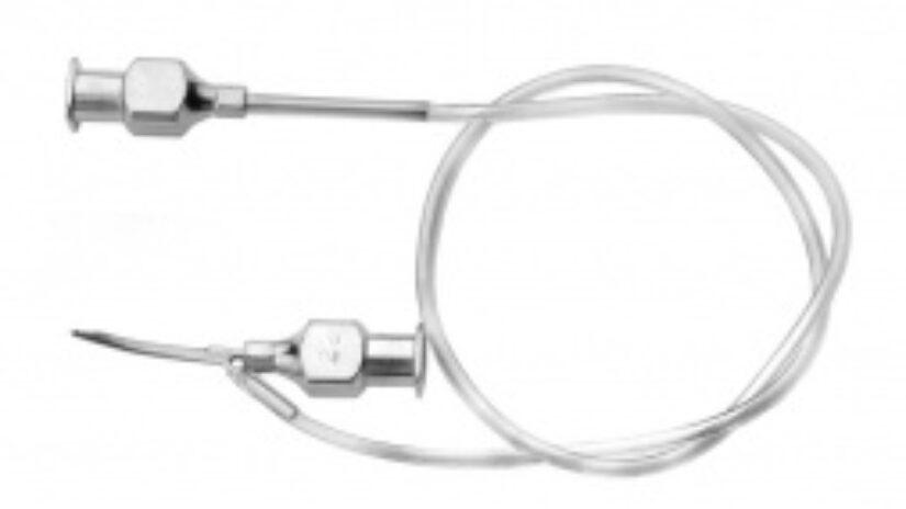 CANULA SIMCOE I/A,  0.3mm