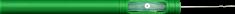 BACKFLUSH BRUSH PASSIVO 6.MM -23G DESCARTAVEL