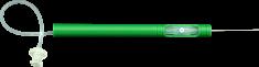 CANULA BACKFLUSH ATIVO 9.MM -20G DESCARTAVEL