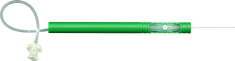 BACKFLUSH ATIVO 6.MM -23G DESCARTAVEL