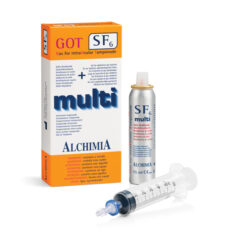 GAS PARA TAMPONAMENTO INTRA OCULAR SF6  75ML